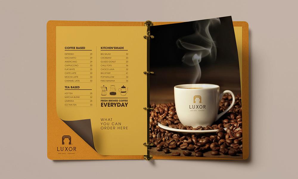 dự án thiết kế Luxor Bar Cafe - Karaoke 11