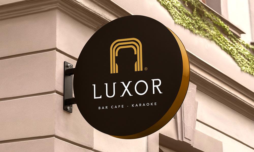 dự án thiết kế Luxor Bar Cafe - Karaoke 25