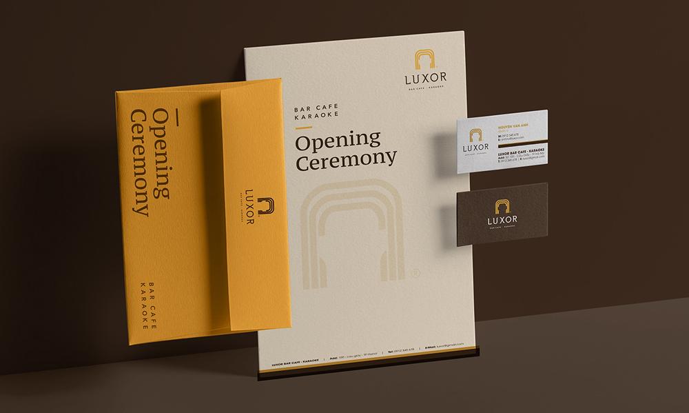 dự án thiết kế Luxor Bar Cafe - Karaoke 7