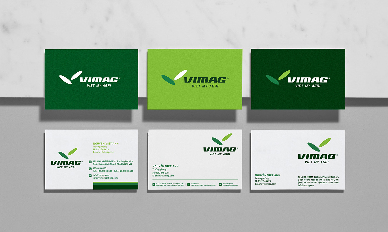 dự án thiết kế VIMAG 17