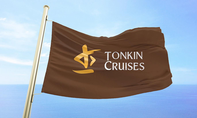 thiết kế logo nhận diện thương hiệu Tonkin Cruises 8