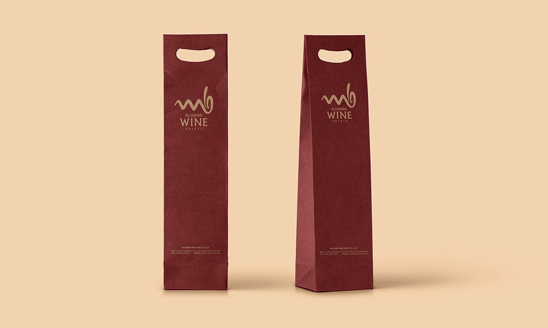 dự án thiết kế Bluebird Wine & Spirit 10