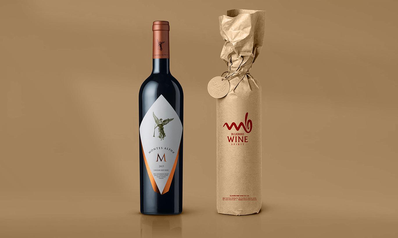 dự án thiết kế Bluebird Wine & Spirit 11