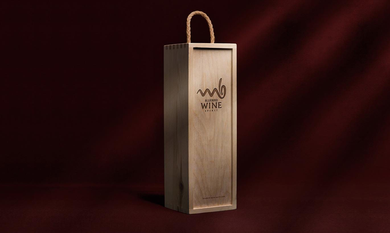 dự án thiết kế Bluebird Wine & Spirit 12