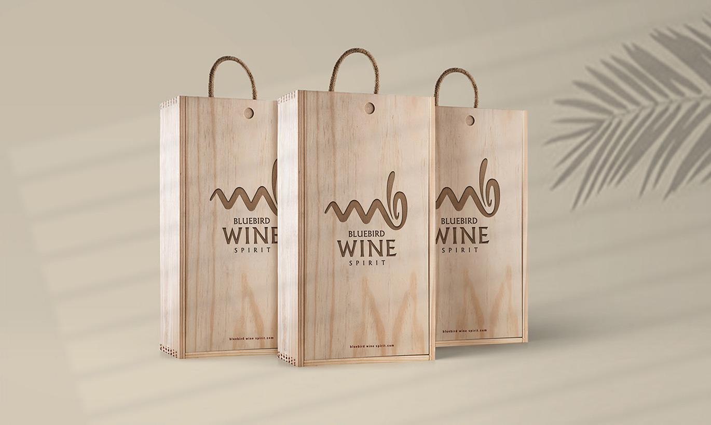 dự án thiết kế Bluebird Wine & Spirit 13