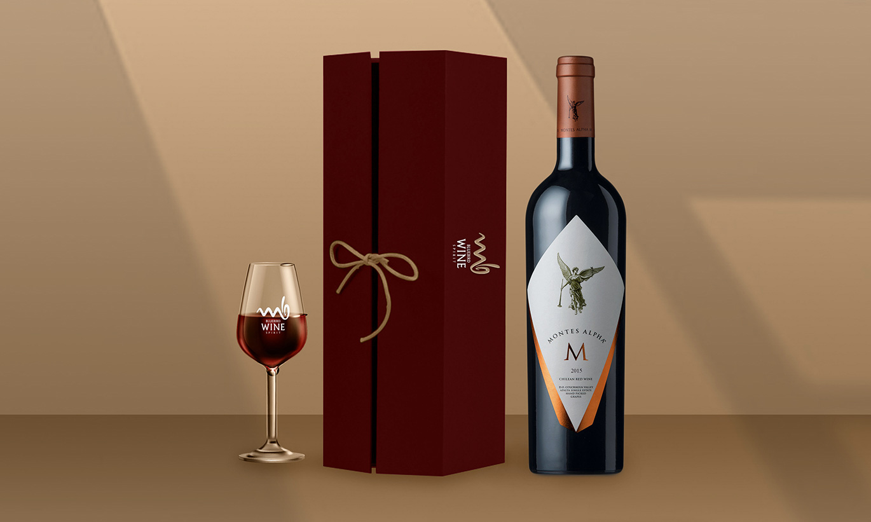 dự án thiết kế Bluebird Wine & Spirit 14