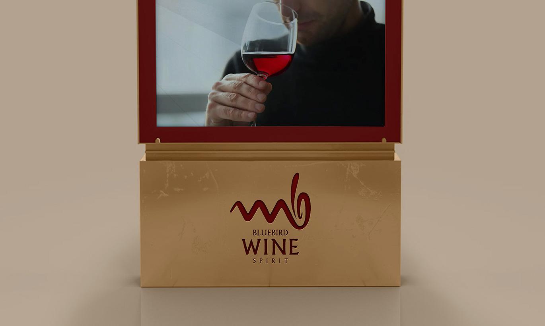 dự án thiết kế Bluebird Wine & Spirit 17