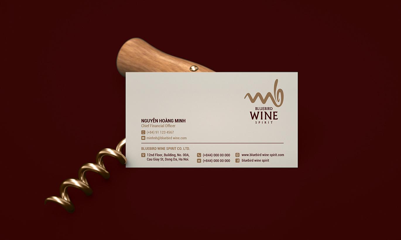 dự án thiết kế Bluebird Wine & Spirit 23