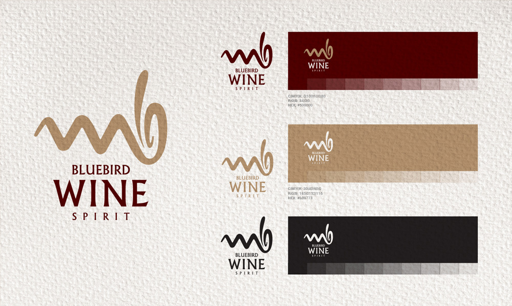 dự án thiết kế Bluebird Wine & Spirit 25