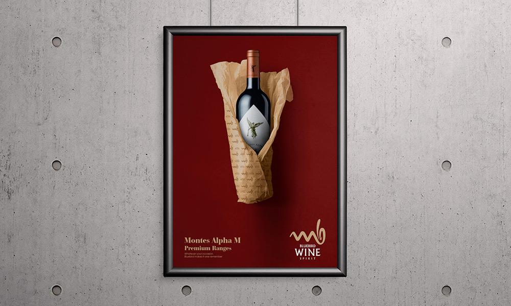 dự án thiết kế Bluebird Wine & Spirit 29