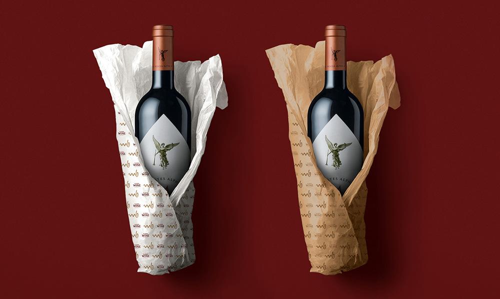 dự án thiết kế Bluebird Wine & Spirit 30
