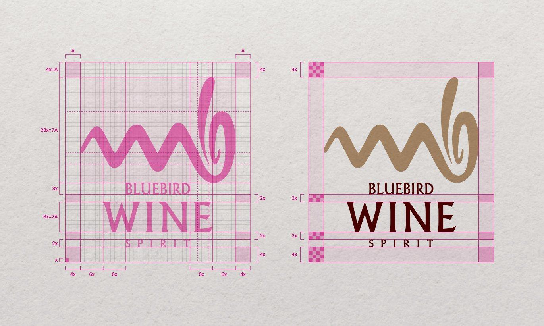 dự án thiết kế Bluebird Wine & Spirit 32