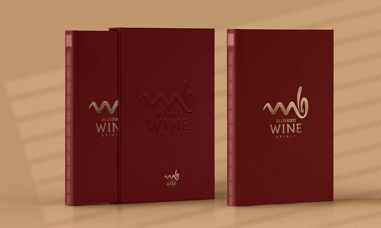 dự án thiết kế Bluebird Wine & Spirit 7