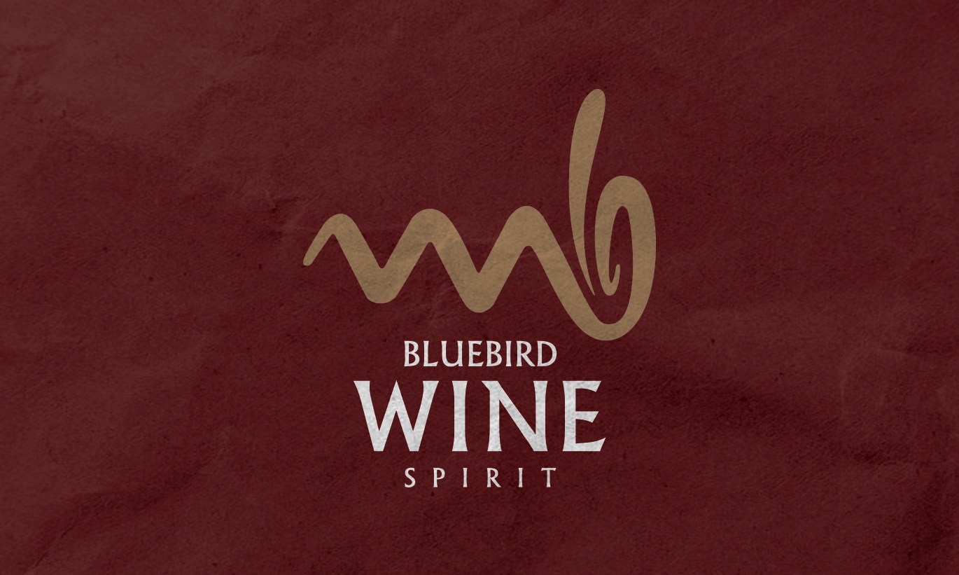 Logo Bluebird Wine & Spirit