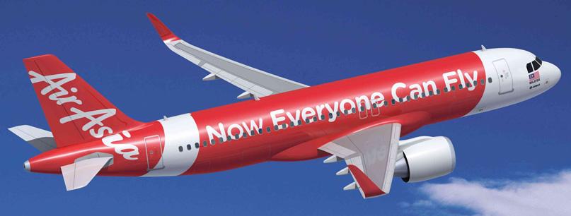 Slogan của Air Asia