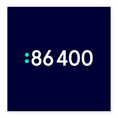 Logo tài chính 86400