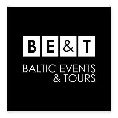 Logo Baltic Events Tours
