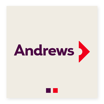 Logo bất động sản Andrews