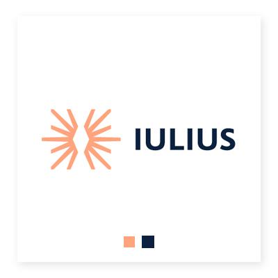 Logo bất động sản IULIUS