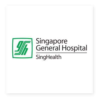 Logo bệnh viện đa khoa Singapore