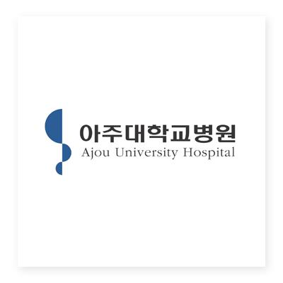 Logo bệnh viện đại học Ajou