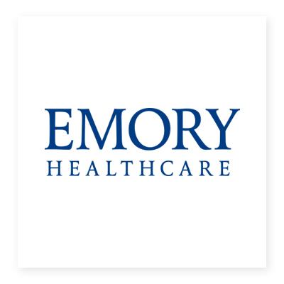 Logo bệnh viện Emory