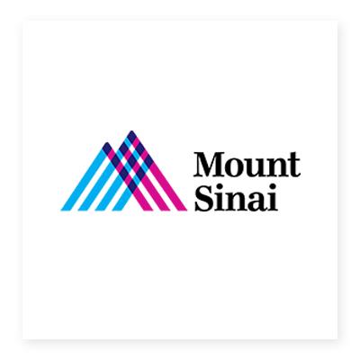 Logo bệnh viện Mount Sinai