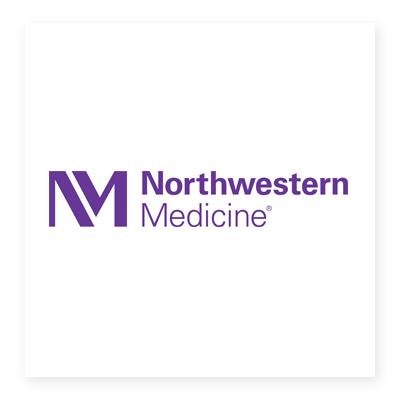 Logo bệnh viện NorthWestern