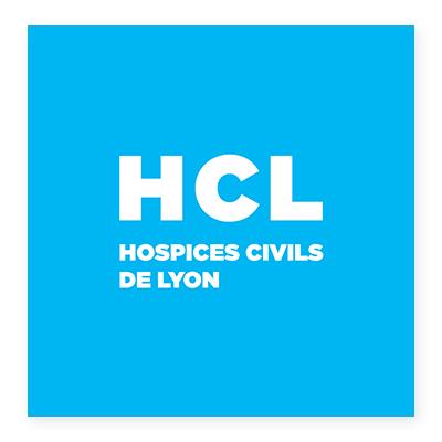 Logo bệnh viện trung tâm Lyon
