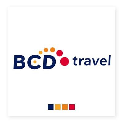 Logo công ty BCD Travel