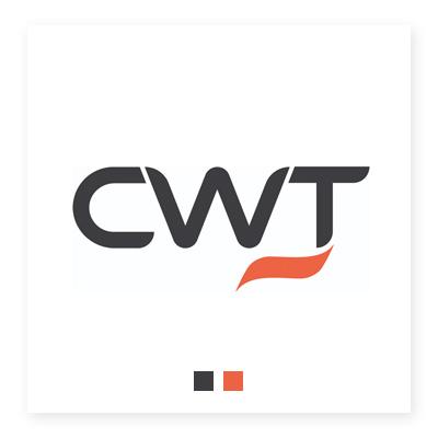 Logo công ty Du lịch CWT