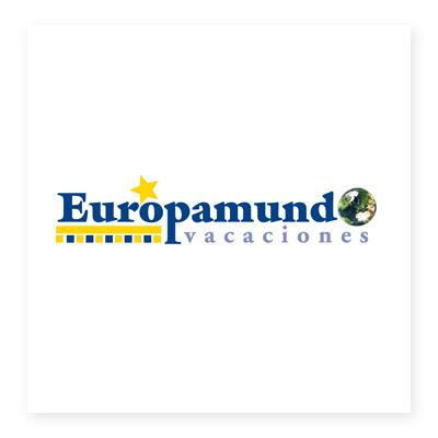 Logo công ty du lịch Europamundo