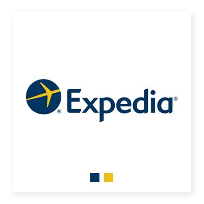 Logo công ty du lịch Expedia