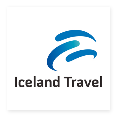 Logo công ty du lịch Iceland Travel