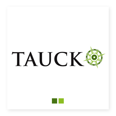 Logo công ty du lịch Tauck