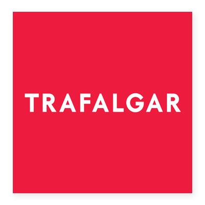 Logo công ty du lịch Trafalgar