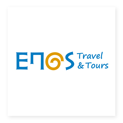 logo công ty Epos Travel & Tours
