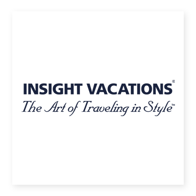 Logo công ty Insight Vacations