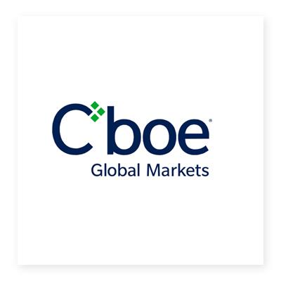 Logo công ty tài chính Cboe