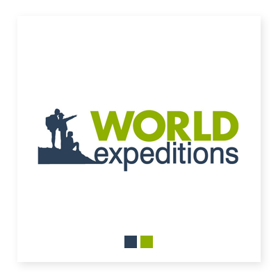 Logo công ty World Expeditions