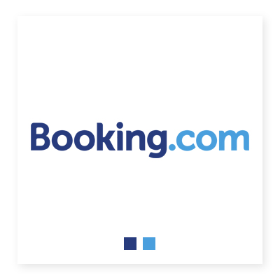 Logo của Booking.com