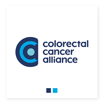 Logo của Colorectal Cancer Alliance
