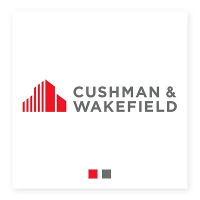 Logo của Cushman Wakefield