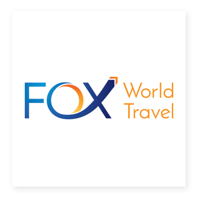 Logo của Fox World Travel