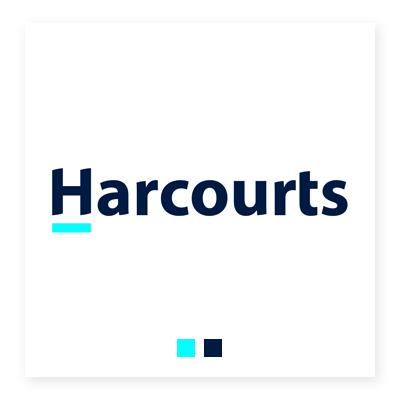 Logo của Harcourts
