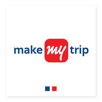 Logo của Make my trip