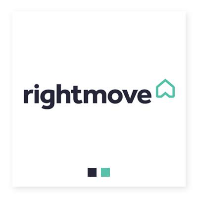 Logo của rightmove