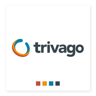 Logo của Trivago