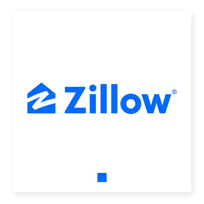 Logo của Zillow