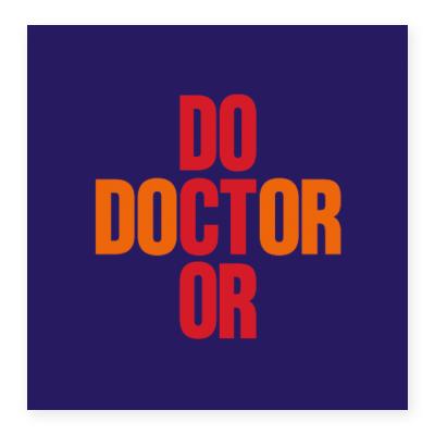 Logo Doctor Doctor